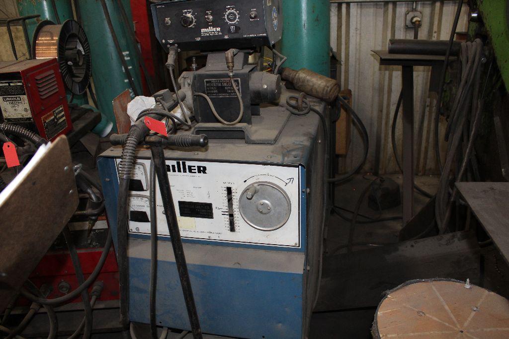 Miller welder CP-250TS, sn HK239891. - Image 2 of 2