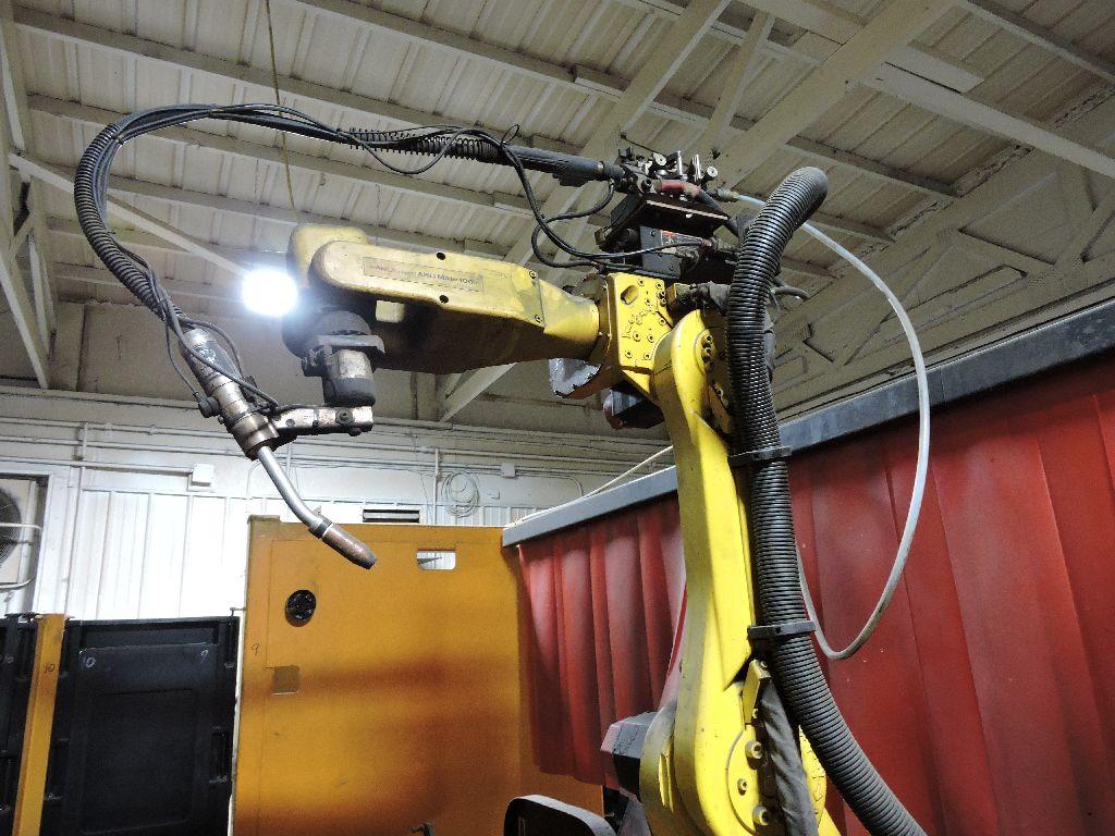 Wire welding Robot Genesis Versa RC3L, sn U1951012056, Fanuc Arc mate 100, Fanuc Sustem R-J2 - Image 32 of 32