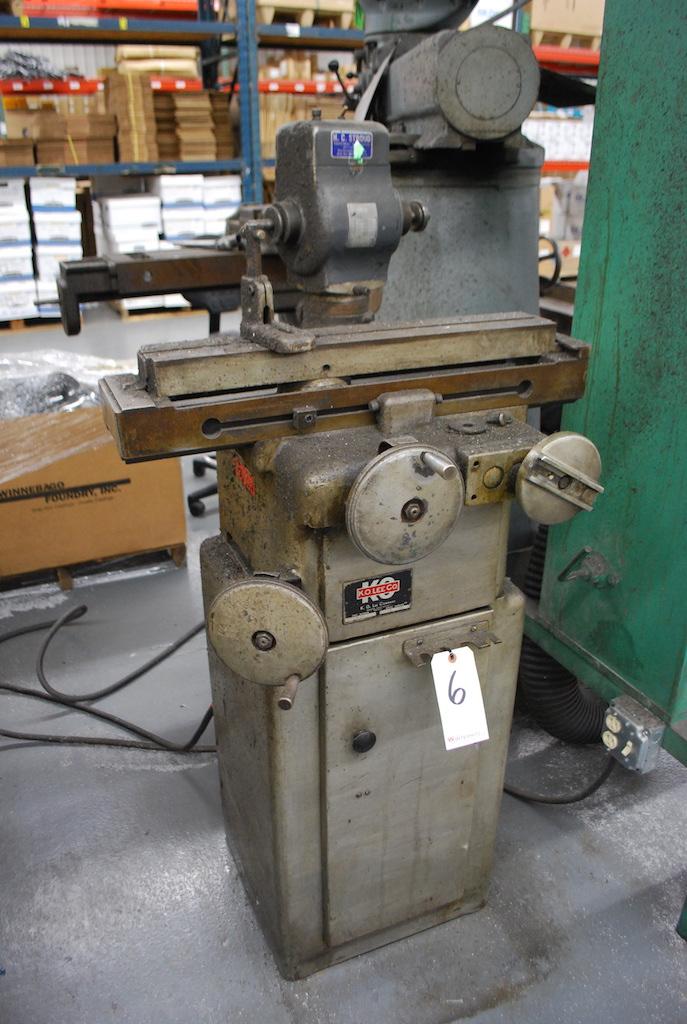 Lot 6 - K.O. LEE MODEL B300 TOOL & CUTTER GRINDER: S/N 19388 KL; 1/2HP; 3450 RPM