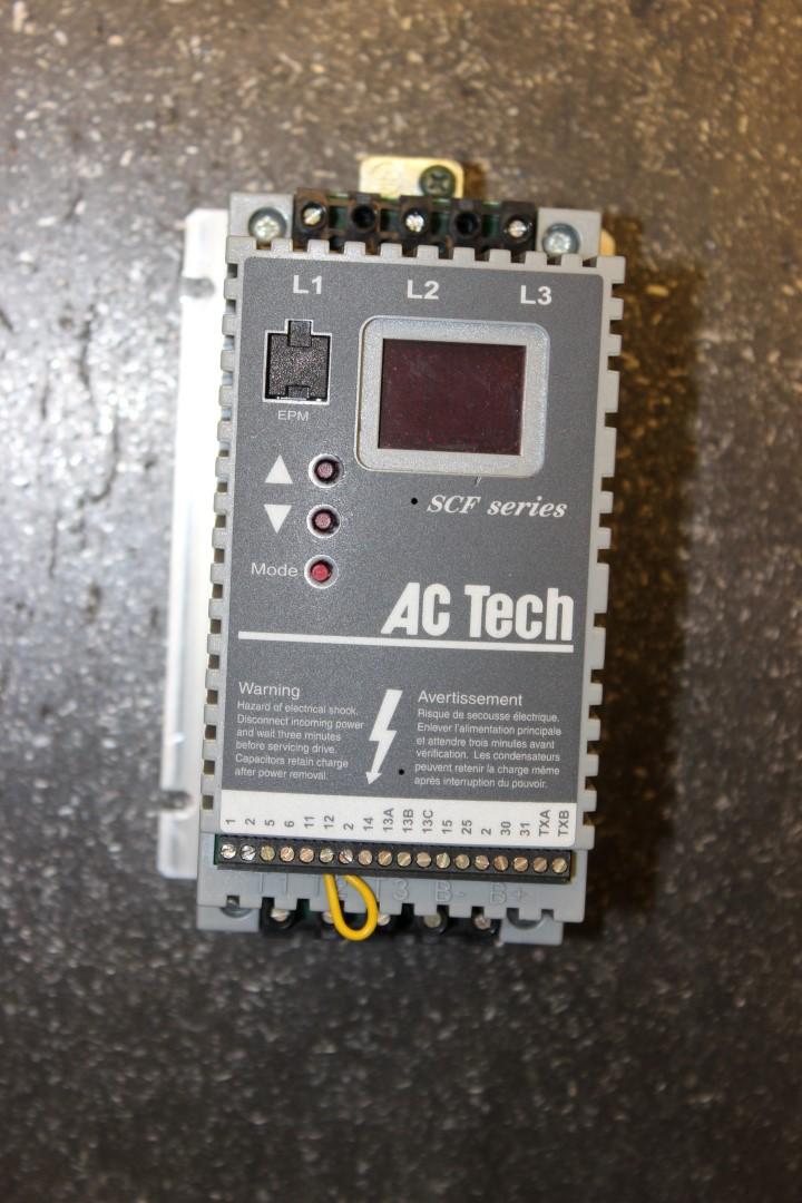 lenze ac tech scf series manual