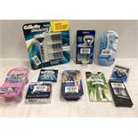 18 x Hair Removal / razors store return stock | RRP £ 169.72