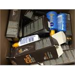 114 x Suncare store return stock | RRP £ 990.89