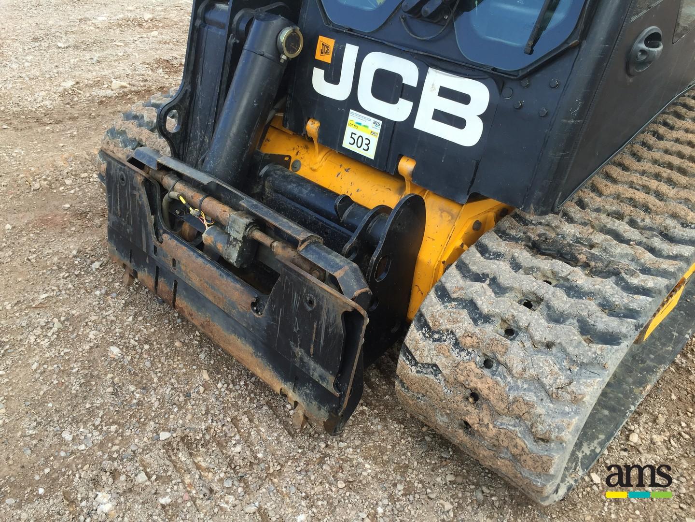 Skid Steer Air Conditioner : Jcb t skid steer loader serial no c w