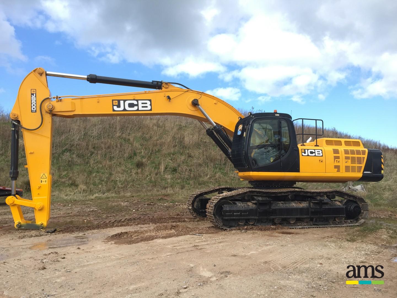 2009, JCB JS500 Excavator, Serial No. 2051000 c/w Standard ...