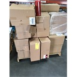 LOT OF FILTERS: BALDWIN, air, fuel & hydraulic, assorted  LOCATED IN HOUSTON, TX