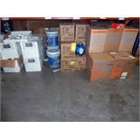 LOT OF CLEANING SUPPLIES: Tide (approx. 30 lb. boxes), Dawn & Suds-Ur-Duds detergent  LOCATED IN
