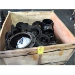 """LOT OF BUTTWELD FITTINGS: standard, XH & XXH, 2"""" up to 10"""", assorted  LOCATED IN HOUSTON, TX"""