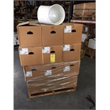 """LOT OF PVC FITTINGS (approx. 17), 10"""" 45's  LOCATED IN HOUSTON, TX"""