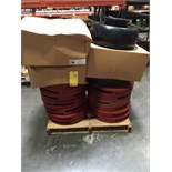 LOT OF DRILL PIPE WIPES & PULSATION DAMPENER  LOCATED IN HOUSTON, TX