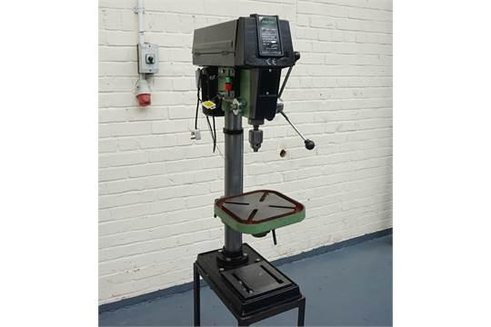 a rexon rdm 100aw 20mm bench drill no 100955 1996 single phase rh bidspotter co uk Rexon Drill Press Parts Rexon Drill Press RDM 30A Parts