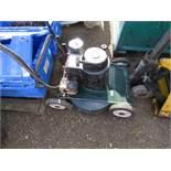 Hayterette lawn mower