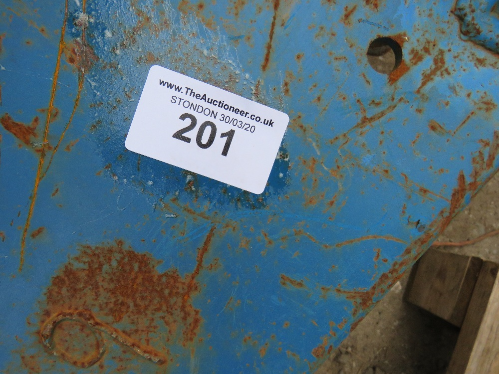 SET OF CONQUIP EXCAVATOR MOUNTED PALLET FORKS, UNTESTED - Image 4 of 4