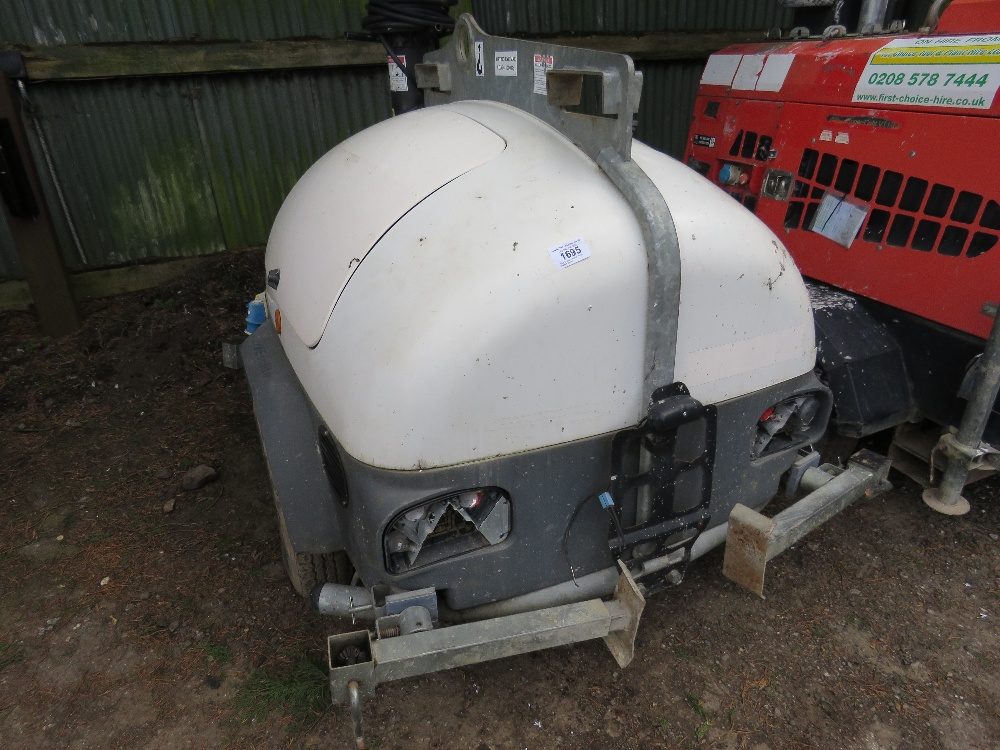 TCP Ecolite, yr2010. Runs, makes power and lifts