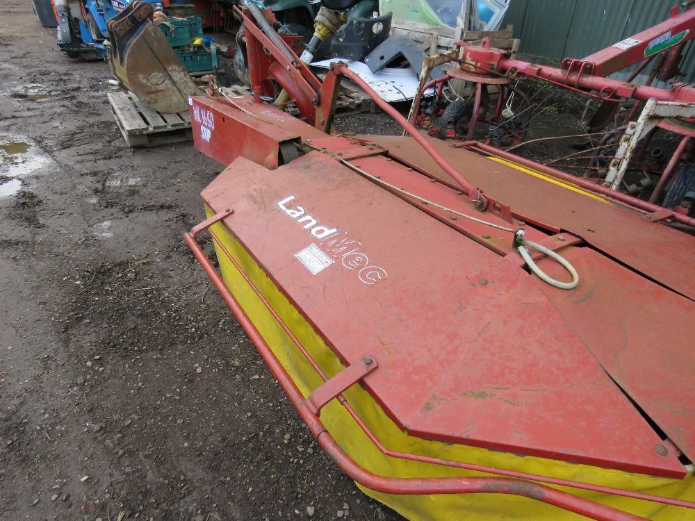 SIP Landmec RK1650 twin drum tractor mounted mower - Image 3 of 4