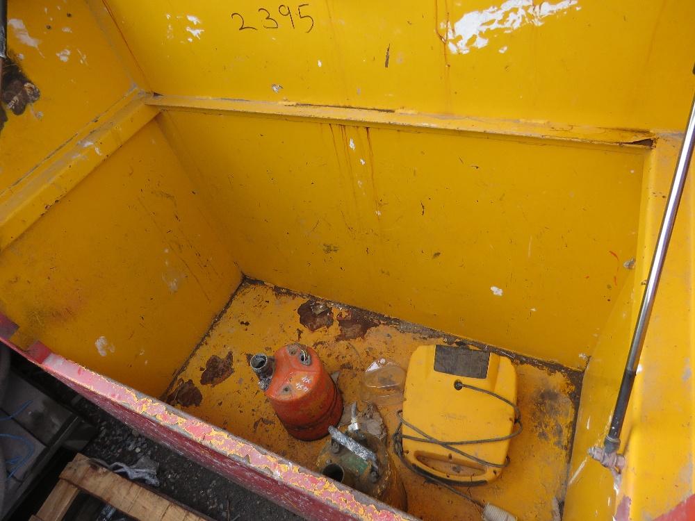 Large tool safe, no keys - Image 2 of 3