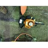 Stihl HS45 petrol hedge cutter
