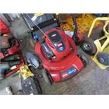 Toro 675 mower c/w collector