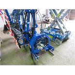 SPITFIRE CTH1300 TRACTOR MOUNTED SIDE ARM HEDGE CUTTER,