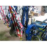 SPITFIRE CTH1300 TRACTOR MOUNTED SIDE ARM HEDGE CUTTER, UNUSED,