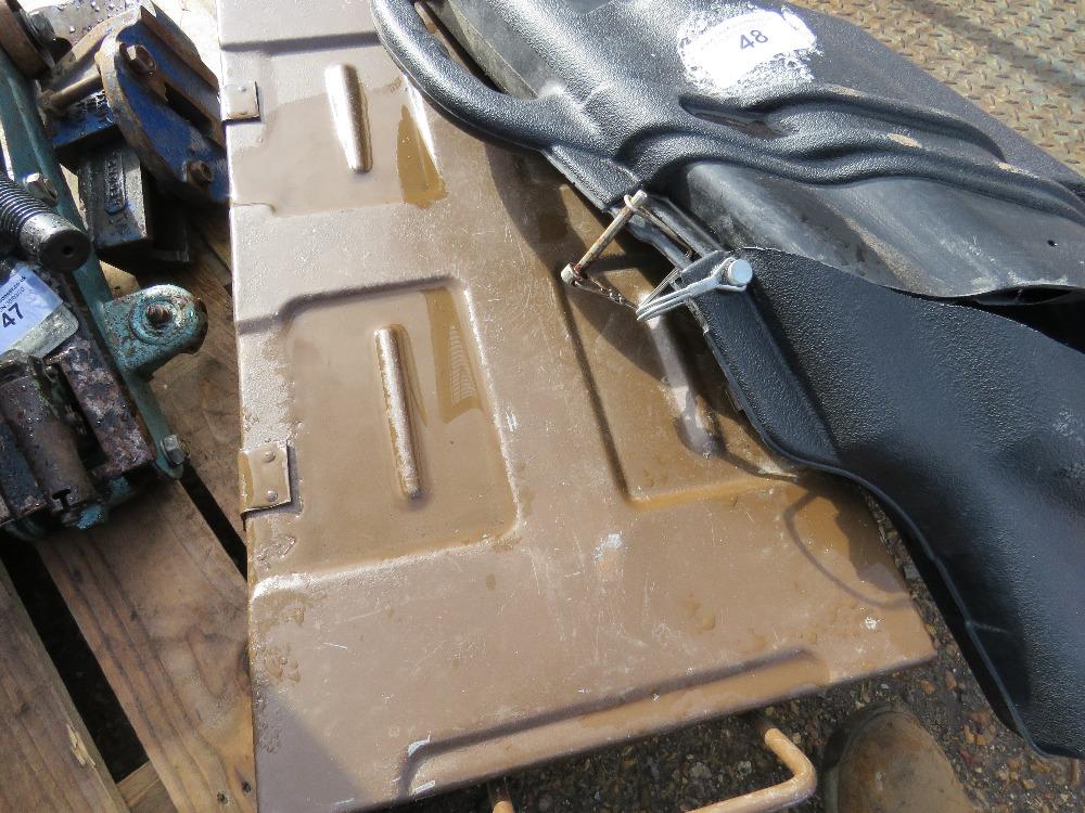Ammo case plus rifle case - Image 3 of 3