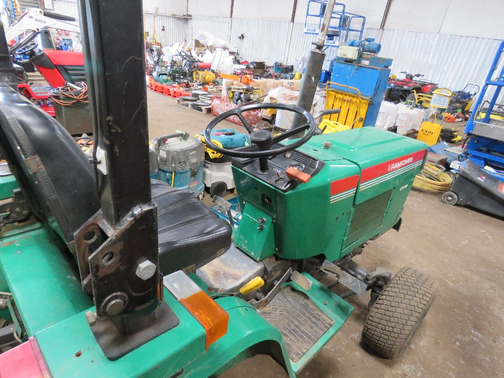 RANSOMES CT318 4WD COMPACT TRACTOR - Image 3 of 5