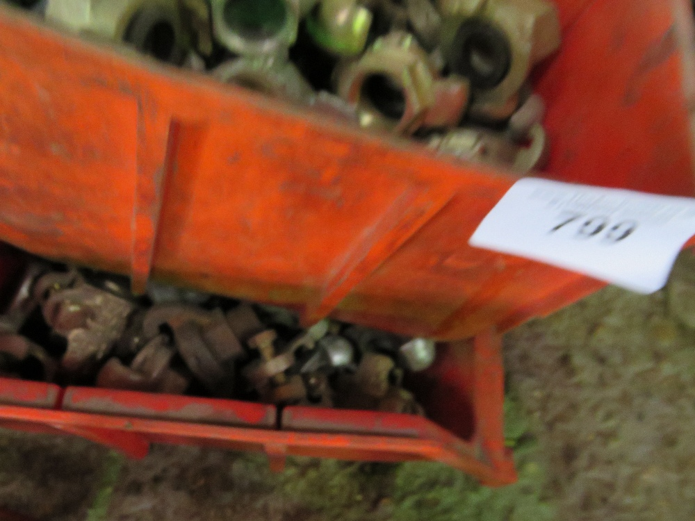 2no. Trays of air couplings - Image 2 of 2