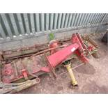LELY TRACTOR MOUNTED POWER HARROW