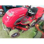 COUNTAX C300H PETROL ENGINED RIDE ON MOWER