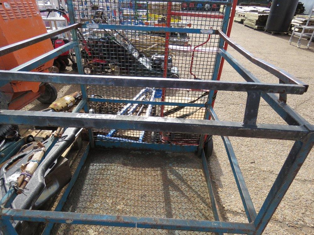 Forklift man cage - Image 2 of 3