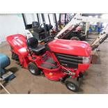 WESTWOOD S150H RIDE ON MOWER WITH COLLECTOR,