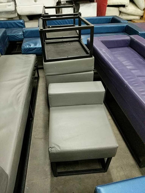 Lot 4 - Outdoor Furniture - Gray