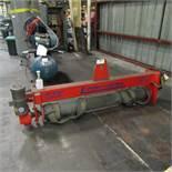 """The Posi-Turner 74"""" Material Roller, 7,000 lb. Capacity"""