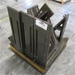 Lot of Assorted Angle Plates