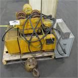 3-Ton R & M Electric Chain Hoist