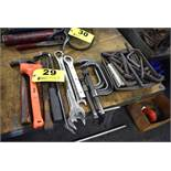 ASSORTED HANDTOOLS