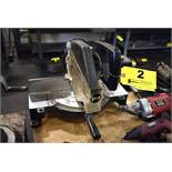 BLACK AND DECKER 1701 POWER MITER SAW