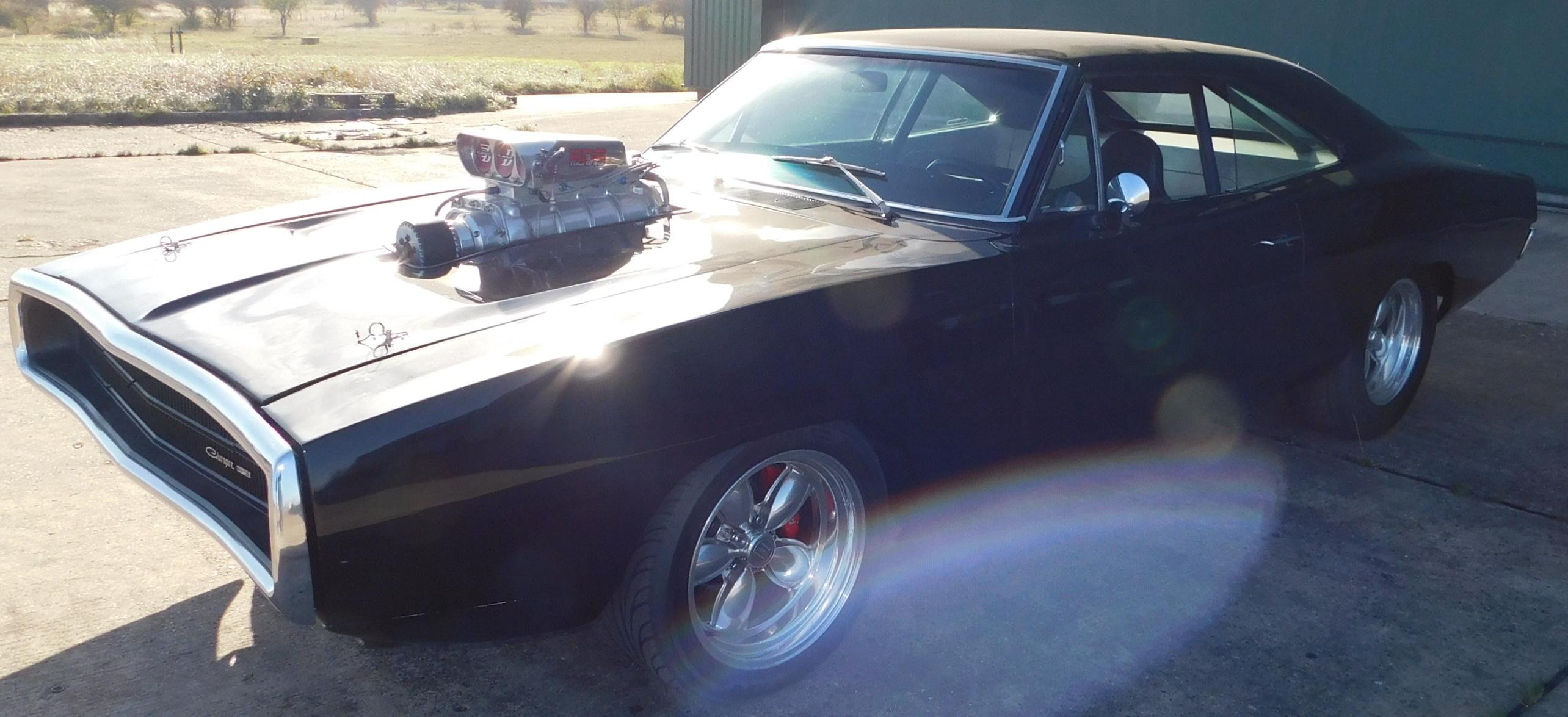 Lot 5 - Dennis McCarthy Special Build 1970 Dodge Charger R/T LHD 2 Door Coupe, General Motors V8 6.2 Litre