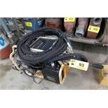 STANLEY TWIN 18 GAS POWERED HYDRAULIC POWER PACK WITH STANLEY BR-72 90LB JACK HAMMER