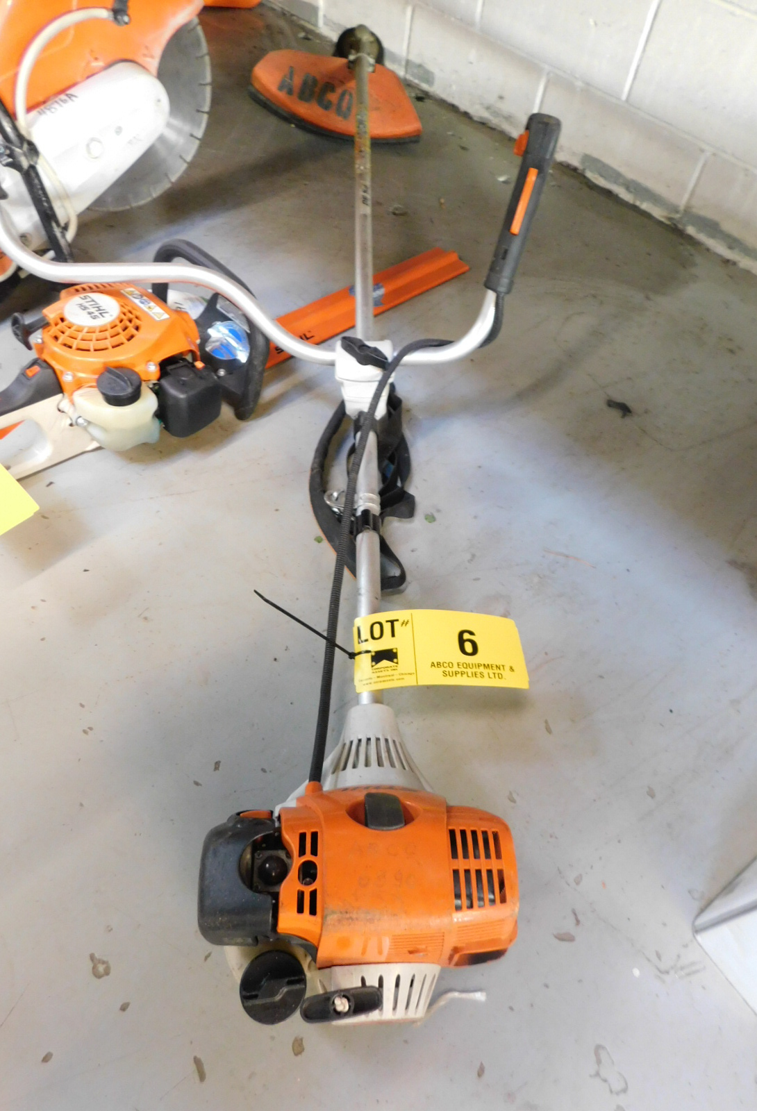 STIHL FS-90 WEED EATER