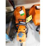 STIHL MS-361 CHAINSAW WITH CASE
