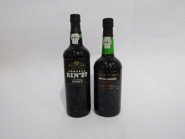 Lot 7047 - Fonseca Bin No 27 Fine Reserve Port,