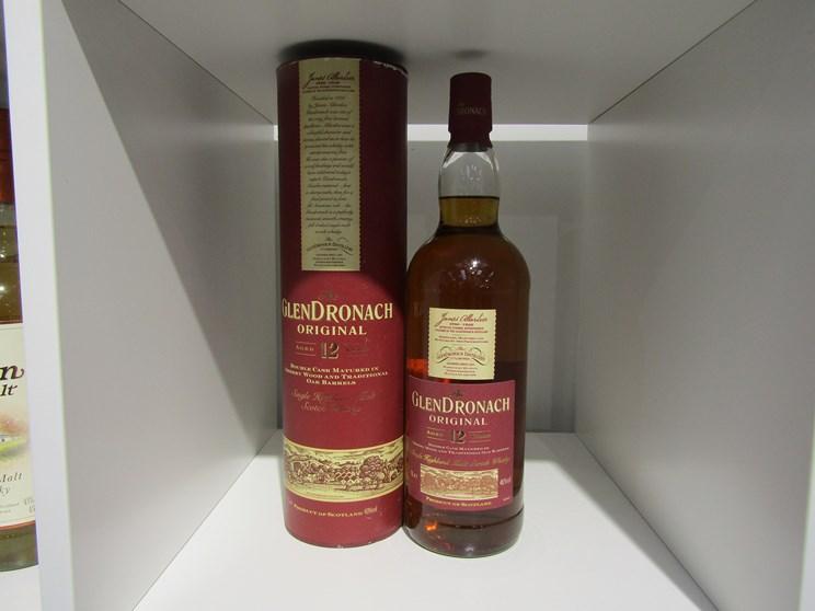 Lot 7006 - The Glendronach Original 12 years Old double cask matured Single Highland Malt Scotch Whisky,