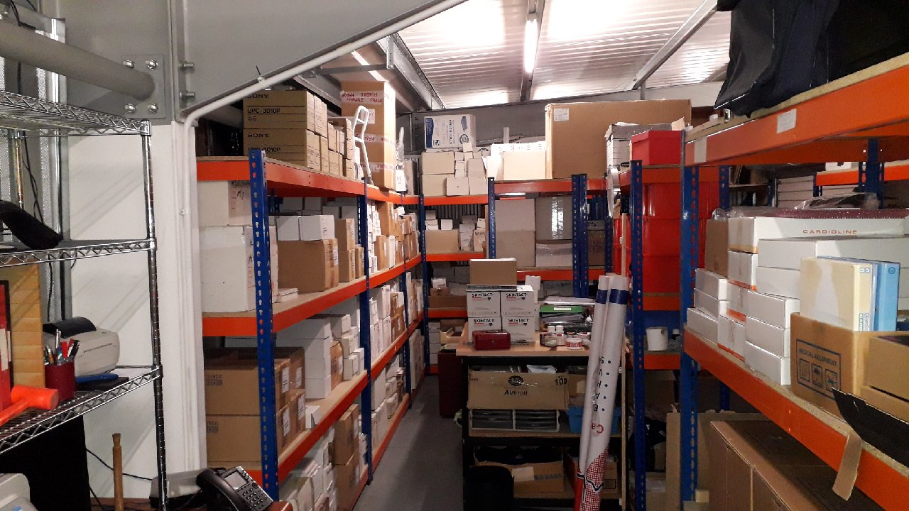 Stock of medical consumables and equipment to incl - Image 11 of 23