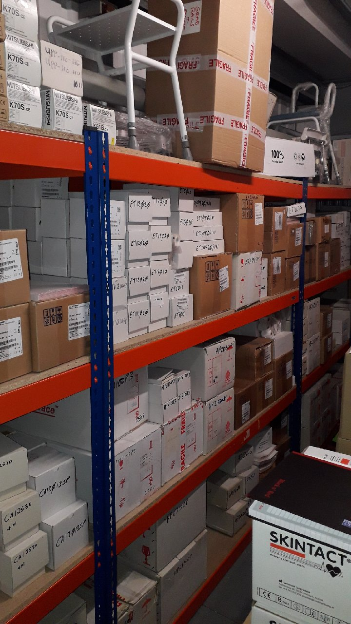 Stock of medical consumables and equipment to incl - Image 13 of 23