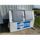 Home City Ice Chest - 2 Door