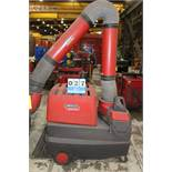 LINCOLN ELECTRIC DUST FUME COLLECTOR
