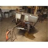 Johnson J Horizontal Metal Cutting Band Saw. SN# 5129. HIT# 2179321. machine shop. Asset Located