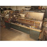 Clausing-Colchester 15 Toolroom Lathe, spindle speeds 25 to 2000, includes 3-jaw chuck &