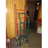 Lot of (2) 2-Wheel Hand Trucks. HIT# 2179452. conf. room. Asset Located at 10 Valley St, Pulaski,
