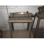 Diacro Hand Brake. HIT# 2179326. machine shop. Asset Located at 10 Valley St, Pulaski, VA 24301.